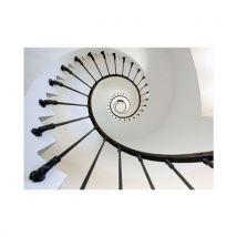 Artgeist - Papier peint - escaliers (phare) 350x270 - Décoration des murs