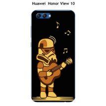 Onozo - Coque Huawei Honor View 10 design dark-hooper - Etui pour téléphone mobile