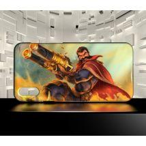 Coque Compatible Pour Samsung Galaxy A50 Lol League Of Legends 389 Graves