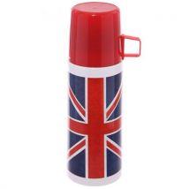 Thermos en acier inoxydable 350 ml - Union Jack - Matériels de camping et randonnée