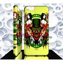 Coque Iphone Se2020 Collection Compatible Pour Skull Tete De Mort 043