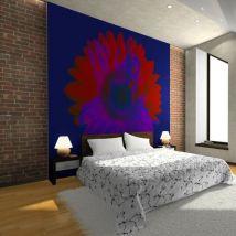 Papier peint | Métamorphose | 350x270 | | - Décoration des murs