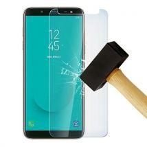 Film verre trempé protection écran pour Samsung Galaxy J6 2018 - Etui pour téléphone mobile