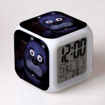 Réveil Enfant Led Multifonctionnel Coloré - Five Nights At Freddy's #11