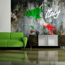 Papier peint   Italian artistry   400x309   Carte du monde - Décoration des murs