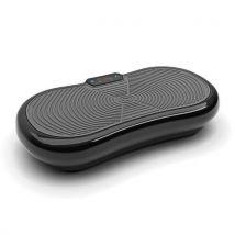 Bluefin Fitness Plateforme Vibrante 1000W pour Musculation et Perte de Poids 180 Vitesses 5 Programmes et Haut-Parleurs Bluetooth - Machines de cardio