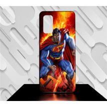 Coque Pour Galaxy S20 Superman Comics 01