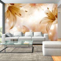 Papier peint - Queens of Summer - Décoration, image, art   Fleurs   Lilies   - Décoration des murs