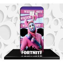 Coque Design Samsung Galaxy A5 (2016) Collection Jeux Videos Fortnite Battle Royale 008 - Etui pour téléphone mobile