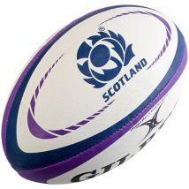 Ballon de rugby Midi Replica Gilbert Ecosse (taille 2) - Ballons