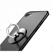 Bague Adhésive Metalique Support Main Anneau Ozzzo Noir Pour Huawei U121