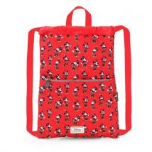 Karactermania Disney Classic Minnie Cheerful Strap Sac à cordon, 42 cm, Rouge - Sacs et housses de sport
