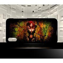 Coque Compatible Pour Samsung Galaxy A70 Poison Ivy Comics 02