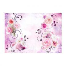 Artgeist - Papier peint - Rose variations 300x210 - Décoration des murs