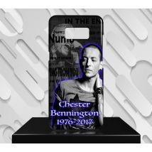 Coque Design Samsung Galaxy S8 Linkin Park - Chester Bennington - Réf 05