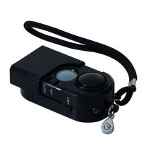 LogiLink sc0209 Alarme de Panique pour les voyages Noir - Webcam