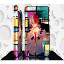 Coque Design Iphone 7+ 7 PLUS MANGA MY HERO ACADEMIA - BOKU NO HERO ACADEMIA- Réf 14 - Etui pour téléphone mobile