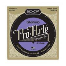 D'Addario EXP44 Tirant très fort - Jeu de cordes guitare classique - Accessoire pour guitare