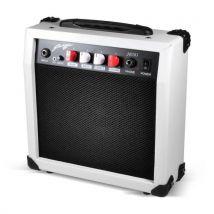 Amplificateur ultra-portable pour guitare Blanc 20W/6.5/4 Ohms - JB703 Johnny Brook - Accessoire pour guitare