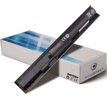 Visiodirect Batterie compatible HP COMPAQ Pavilion 15-P010NF 14.8V 2200mAh - Batterie pour ordinateur portable