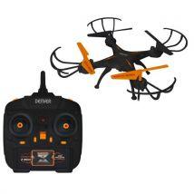 Drone Denver Electronics 222679 380 mAh Noir Orange - Drone Photo Vidéo