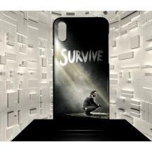Coque compatible pour Samsung Galaxy A70 Walking Dead 17 - Etui pour téléphone mobile