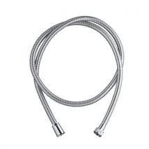 Wirquin 60720800 flexible de douche en métal 1,75 m ' shiny twist ' - Accessoires salles de bain et WC