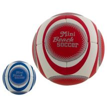 Ballon football plage mini 15 cm - Ballons