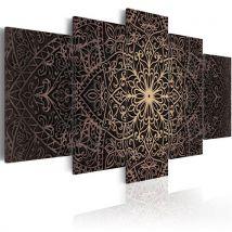 Tableau - Oriental Artistry - Artgeist - 100x50 - Décoration murale