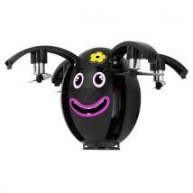 Mini Drone Enfant Smartphone Bluetooth 40 Stickers - Bigben Egg One Noir - Drone Photo Vidéo