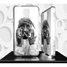 Coque Design Samsung Galaxy S5 Tupac Shakur - Réf 16