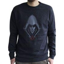 Assassin's Creed - Sweat Vintage - générique Homme Used Navy - Sweat-shirts de sport