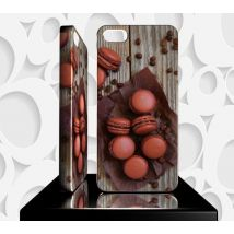 Coque Design Iphone 5S MACARONS - Réf 11 - Etui pour téléphone mobile