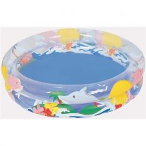 Piscine sea life 91x20cm - Jeu / Piscine gonflable