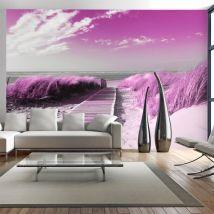 Papier peint | plage | 150x105 | Paysages | Mer | mer - Décoration des murs