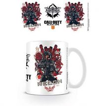 Call of Duty: Black Ops 4 MG25176 (Recon) Coffee Mug, Multicolor - Cuisson quotidienne