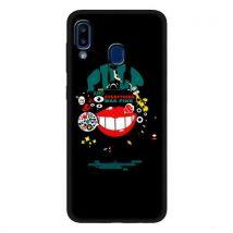 Coque Etui pour Samsung Galaxy A20E Smartphone Grande bouche silicone gel Coque - Etui pour téléphone mobile