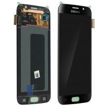 Ecran LCD Original Complet Remplacement Samsung Galaxy S6 - Noir - Accessoire PDA et Smartphone