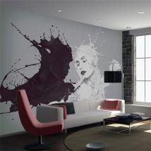 Papier peint - Dissonance - Artgeist - 200x154 - Décoration des murs