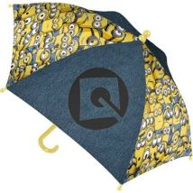 Minions parapluie pour enfants bleu / jaune 66 cm - Parapluie