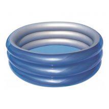 Piscine Gonflable pour enfants Bestway Big Metallic O170x53 cm - Piscine