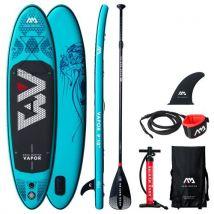 Stand Up Paddle gonflable VAPOR et ses accessoires - Planches de sports nautiques