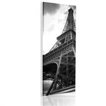 Tableau - Oneiric Paris - black and white - Artgeist - 40x120 - Décoration murale