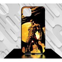 Coque Compatible Pour Iphone 11 Pro Max Spiderman Comics 12