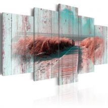 Tableau - Shadow of the Past .Taille : 100x50 - Décoration murale