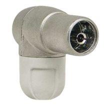 Televes 4131 Connecteur femelle diamètre 9,5 mm - Accessoires pour perceuses