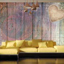 Papier peint - Carved memories - Décoration, image, art   Fonds et Dessins   - Décoration des murs