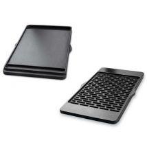 Plancha réversible Weber pour barbecue Spirit 310 - Accessoire pour barbecue ou fumoir