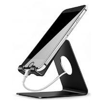 Support Bureau Stand Dock Noir Ozzzo Pour Sony Xperia M C1905