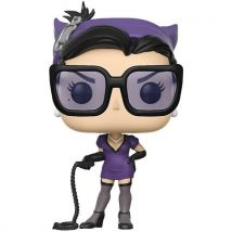 Funko POP ! Heroes DC Comics Bombshells Catwoman Limited Chase Purple Edition Purple - Autres figurines et répliques